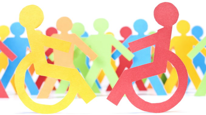 UNITED NATIONS' INTERNATIONAL DAY OF PERSONS WITH DISABILITIES
